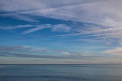 The Sea (Infomastern) Tags: smygehamn cloud coast hav kust sea sky östersjön