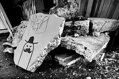 Concrete slab (Dennis Valente) Tags: 5dsr art paintphx contemporaryurbanart paintphoenix 2016 sw southwestern rooseveltrowartsdistrict mural valleyofthesun urbanart southwest spraypaint paint hdr arizona streetart phoenix isobracketing rooseveltrow