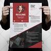 Clean Resume – Free PSD Template (psdmarket) Tags: busines clean creative cv editable freepsd job modern professional psd resume stationary template