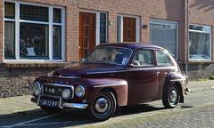 1964 Volvo PV544 GR-12-89 (Stollie1) Tags: 1964 volvo pv544 gr1289 utrecht
