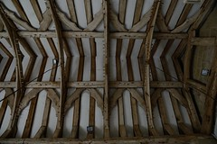 050-20160813_Abberley Norman Church-Worcestershire-roof of Nave (originally Chancel) (Nick Kaye) Tags: abberley worcestershire england church