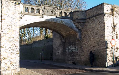 Belgium Ypres Lille Gate (#0265)