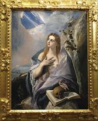 EL GRECO - LA MAGDALENA - MUSEO DE BUDAPEST (mflinera) Tags: el greco la magdalena pintura budapest hungria arte museo