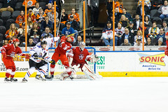 "Missouri Mavericks vs. Allen Americans, March 3, 2017, Silverstein Eye Centers Arena, Independence, Missouri.  Photo: John Howe / Howe Creative Photography • <a style=""font-size:0.8em;"" href=""http://www.flickr.com/photos/134016632@N02/32430578224/"" target=""_blank"">View on Flickr</a>"