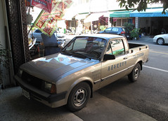 Chevrolet Chevy 500 SL 1.6/S (rvandermaar) Tags: chevrolet chevy 500 sl 16s chevroletchevy500 chevy500 isuzu gemini isuzugemini pickup truck taiwan rvdm