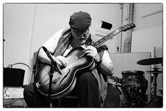 Alex Ward/Kay Grant/John Russell, Voices In The Night @ Iklectik Art Lab, London, 3rd March 2017 (fabiolug) Tags: alexward kaygrant johnrussell guitar voicesinthenight alisonblunt improv improvisation iklectik iklectikartlab lambeth waterloo london music gig performance concert live livemusic leicammonochrom mmonochrom monochrom leicamonochrom leica leicam rangefinder blackandwhite blackwhite bw monochrome biancoenero leicaelmarit28mmf28asph elmarit28mmf28asph elmarit28mm leicaelmarit28mm 28mm elmarit leicaelmarit wide wideangle