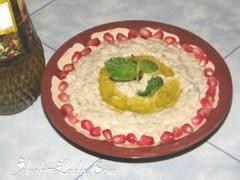 أفضل وأسرع طريقة لعمل متبل الباذنجان اللذيذ (Arab.Lady) Tags: أفضل وأسرع طريقة لعمل متبل الباذنجان اللذيذ