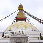 Stupa von Bodnath, Kathmandu (Nepal)