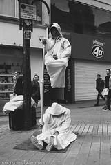 Floating on air (Rich Presswood) Tags: leica city blackandwhite bw white black film 35mm mono kodak trix leeds rangefinder adobe f2 analogue m6 lightroom leitz konicamhexanon findtherangephotography