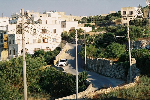 Gozo Inland - Road