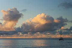 Seychelles - La Digue (Michael.Kemper) Tags: seychelles seychellen island islands insel inseln la digue ocean indischer ozean sunset sonnenuntergang cloud clouds wolke wolken tropical paradise paradies indian baie sainte anne tropisch landschaft landscape seascape africa afrika voyage travelling reise canon eos 30d canoneos30d efs 1755 28 is usm canonefs1755f28isusm paradis travel 30 d