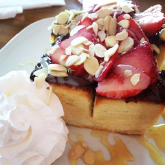 Honey Toast Galore (Margaret Grace C.) Tags: food dessert yummy sweet delicious   foodtography honeytoast  issweet