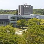 キャンパスの写真