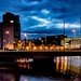 Nightview Of Belfast City September [A Very Wet Day]-108855