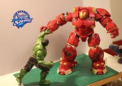 Hulkbuster custom by RICK WIP _35 (capcomkai) Tags: rick ironman ultron hulkbuster   avengersage