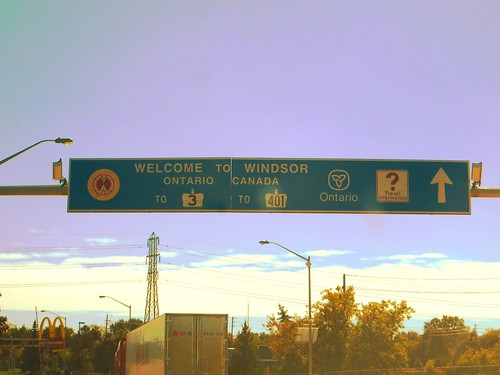 From flickr.com: Welcome to Windsor, Ontario {MID-113264}