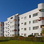 Simenstadt Bauteil Hans Scharun