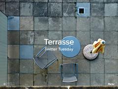 Twitter Tuesday: Terrasse (Stella_Y) Tags: balkon terrasse patio tuesday garten twitter twittertuesday