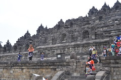 Jogja 1300 (raqib) Tags: architecture indonesia temple java shrine buddha stupa buddhist relief jogja yogyakarta yogya buddhisttemple borobudur basrelief magelang candi javanese mahayana buddhistmonastery borobudurtemple djogdja sailendra djogdjakarta