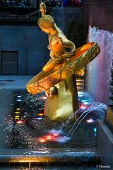 2014-03-20 2014-03-25 New York48 - expo (ISABELLE VERONESE) Tags: usa newyork rockfellercenter amrique etatsunis rockfellerplaza statuedepromethee