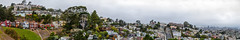 ridge line fog bank panorama (pbo31) Tags: sanfrancisco california park urban panorama color fall fog skyline nikon october view rooftops over large panoramic neighborhood bayarea vista stitched diamondheights 2015 billygoathill boury pbo31 d810