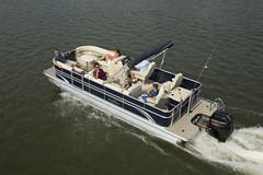 Sunchaser Eclipse 8523 Fish Pontoon Boat (thebestboatbrands) Tags: eclipse pontoon 2016 sunchaser 8523fish