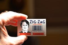 Limited Edition (ian salvin) Tags: canada legalize smoke ottawa gimp pot papers marijuana zigzag rollingpapers justintrudeau