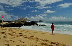 Morning at Makapu'u (jcc55883) Tags: ocean sky clouds hawaii sand nikon surf oahu horizon pacificocean shore nikond3200 makapuubeach makapuupoint d3200