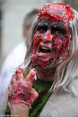 Zombie walk (Red Cathedral has left Osaka) Tags: halloween blood cosplay zombie sony streetphotography gore horror undead antwerp alpha antwerpen larp anvers ghoul ghastly livingdead redcathedral zombiewalk zombieparade twd a850 thewalkingdead eventcoverage sonyalpha aztektv