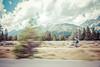 Biker in Grand Teton (ExceptEuropa) Tags: park travel sky panorama usa cloud mountain sports nature bike canon landscape photography nationalpark photographer cyclist unitedstates nps roadtrip biker alta wyoming traveler grandtetonnationalpark canon6d