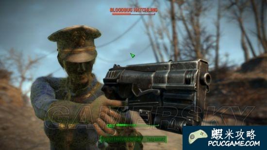 異塵餘生4武器原型 全實彈武器原型大科普