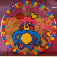 Happy Birthday (Leo Reynolds) Tags: xleol30x squaredcircle cookie cake decoration panasonic lumix fz1000 sqset124 xx2015xx sqset