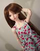 Cherry sun dress (rustedcouture) Tags: pink sun ball doll dress skin handmade ns sewing chloe sd fairy land moe bjd normal fairyland 60 jointed fm60 feeple