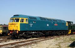 47401 Swanwick 12.09.2009 (Dan-Piercy) Tags: generators mrc swanwick class47 47401