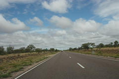 200 km marker (iainrmacaulay) Tags: highway australia barkly
