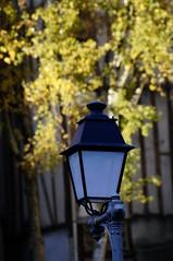 """luminaire (quartier de la boucherie """"Limoges) (wazaryph) Tags: france reflex zoom sony alpha limousin limoges urbain luminaire hautevienne"""