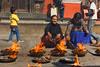 DS1A5850dxo (irishmick.com) Tags: nepal kathmandu 2015 lalitpur patan kumbheshwor temple bangalamukhi fire cermony