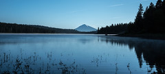 Mount McLoughlin, Oregon (9,499 ft peak elevation) (maytag97) Tags: maytag97 oregon lake lakeofthewoods mountmcloughlin mtmcloughlin cascaderange mountain