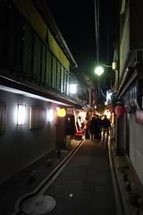 DSC08655 (jon.power22) Tags: japan kyoto pontocho street pontochō hanamachi