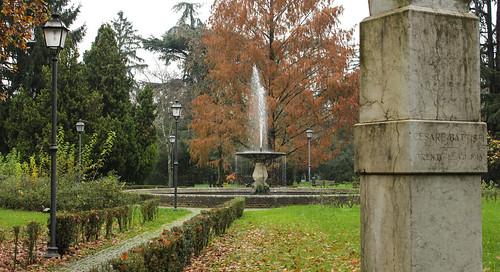 Parco Massari, Ferrara