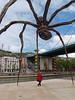 'Maman' by Louise Bourgeois (SteveInLeighton's Photos) Tags: 2014 spain bilbao bilbo biscay basquecountry museum euskalherria bizkaia vizcaya guggenheim sculpture spider louisebourgeois espana april