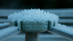 Hoar Frost (mike.line53) Tags: hoarfrost scotland ice cold wintersmorning canon70d washingline