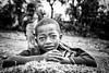 ethiopia - omo valley (mauriziopeddis) Tags: africa dorze arba minch ritratto portrait people ethnic etnia reportage own bn bianconero blackandwhite