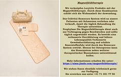 Magnetfeldtherapie im Gesundheitszentrum Herisau (gesundheitszentrumherisau) Tags: qrs helmutbauer gesundheitszentrumherisau healthy