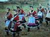 Guizhou China  2011贵阳桐木岭(正月初九)跳场 (gsfy 弓石飞燕) Tags: 苗族 贵州 中国 节日 少数民族 miao guizhou china mountain hmong asia people portrait