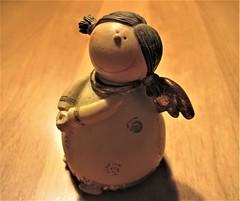 Angel, Explored on Dec. 18.th.2016 (Hannelore_B) Tags: engel angel weihnachtsdekoration christmasdecoration weihnachten christmas