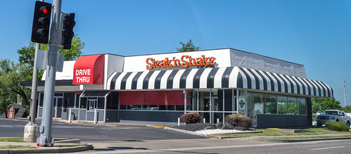 1970's built Steak'n Shake