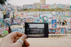 2016-12-24 02.40.53 2 (Jayme Rose Photography) Tags: austin texas graffiti wall graffitiwall spray paint spraypaint streetphotography street photoraphy canonm3 vsco vscocam portrait art artists atx keepaustinweird colorful nature outdoors instax