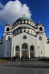 Church of Saint Sava (Okuz) Tags: serbia balkans travel church saintsava belgrade