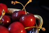117#115 A bowl of cherries (Pat's_photos) Tags: 117115 bowl cherry fruit